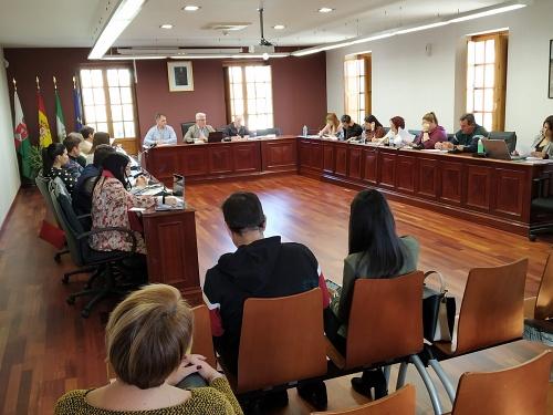Huércal de Almería reduce a 11 días el periodo medio de pago