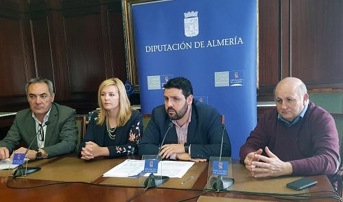 El PSOE critica que la Diputación solo gaste el 30% del presupuesto de inversiones