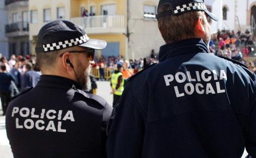 Bases para cuatro nuevas plazas de Policía Local de Adra