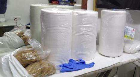 60 costureras ejidenses fabrican de 6.000 mascarillas contra el #COVID19