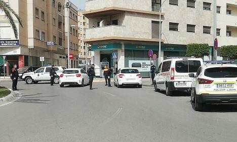 La Policía Local de El Ejido levanta 229 denuncias por desobediencia del Estado de Alarma