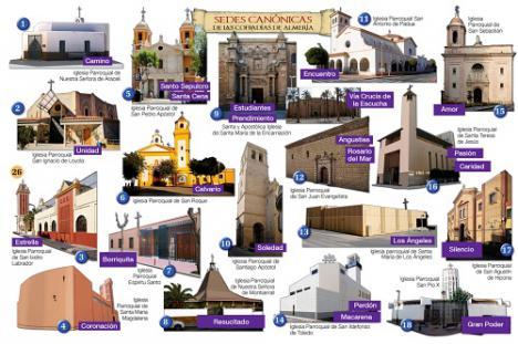 Descarga gratuita el libro infográfico de la #SemanaSantaAlmeria