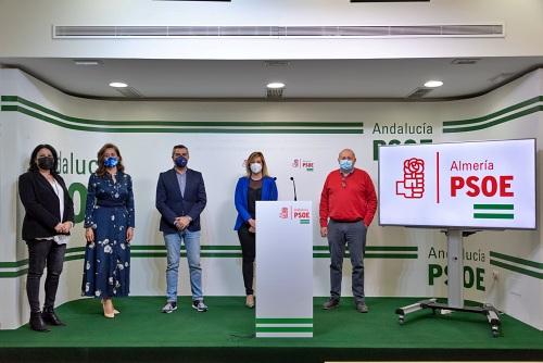 """El PSOE denuncia """"colapso"""" en Diputación en la gestión de la ayuda a domicilio"""