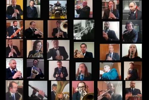 La Banda Municipal de Almería abre un ciclo de conciertos virtuales