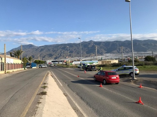 La Policía Local de El Ejido levanta 623 actas/denuncias por el Estado de Alarma