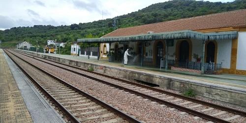 El Infoca lleva a Adra tras pasar por Roquetas y Fondón