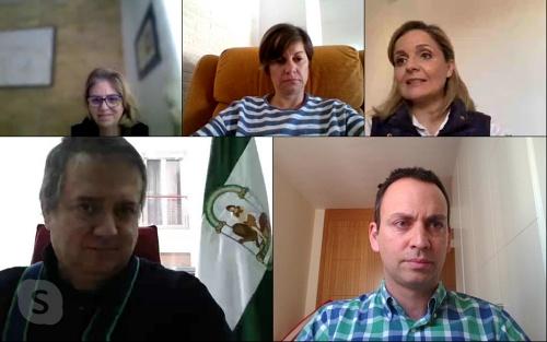 La Junta presenta al sector turístico de Almería las líneas del Plan de Choque