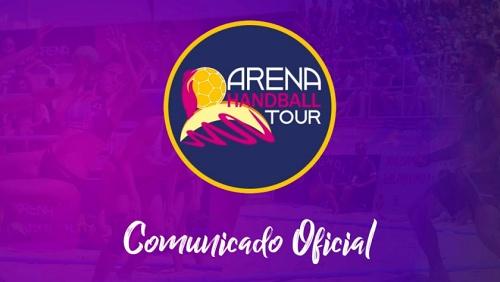 Suspendido el Arena Handball Tour de Balonmano Playa
