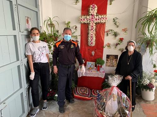 La Cruz de Mayo 'El Patio de Mi Casa Es Particular' gana en El Ejido