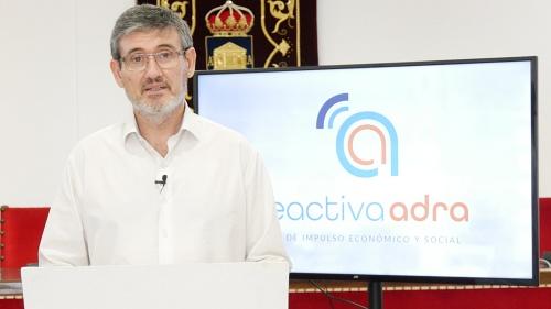 3,4 millones de euros para ReactivaAdra tras el #COVID19