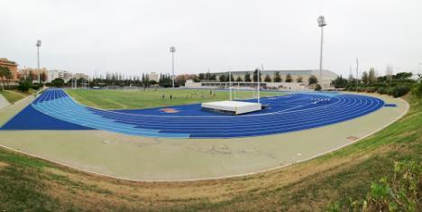 Reabrirá el Anexo del Estadio de los Juegos y las Pistas de Tenis de Los Molinos