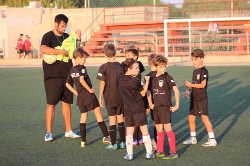 La Escuela de Fútbol EDA iniciará la próxima temporada con 14 equipos