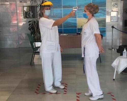 El Hospital de El Toyo retoma la actividad asistencial programada