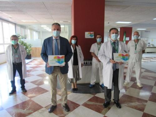 El Hospital de Poniente registra 6 donaciones de órganos y tejidos en 5 meses