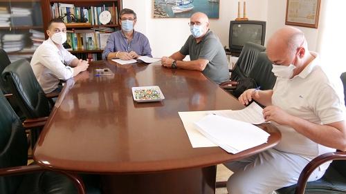El Ayuntamiento y UPTA fomentarán el trabajo autónomo en Adra