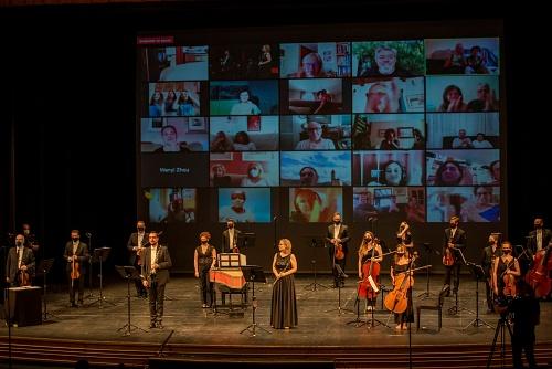 La OCAL vuelve al Auditorio este viernes con Juan de Dios Mateos como tenor