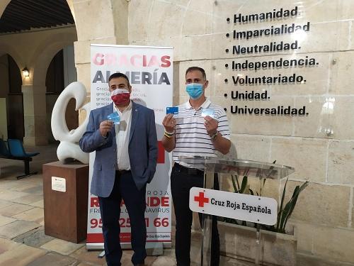 3.000 familias almerienses en situación de riesgo podrán acceder a la Tarjeta Monedero