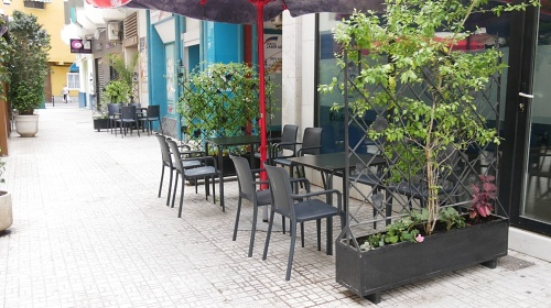 Se amplía el horario de cierre de terrazasen Adra hasta el 31 de agosto