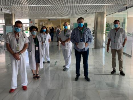 El CHARE El Toyo ofrece a pacientes y acompañantes wifi gratuita