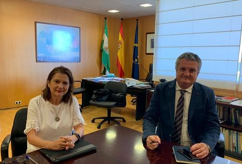 La Junta revisará las 43 residencias de mayores de Almería para adelantarse a un posible rebrote