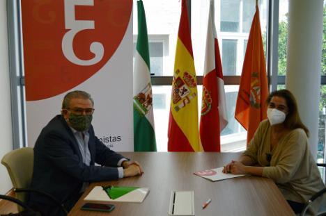 Convenio entre Economistas y Nettezza para desinfecciones por #COVID19