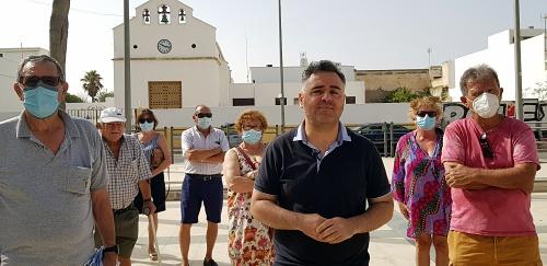 El PSOE exige mantener la línea de autobús para Cabo de Gata