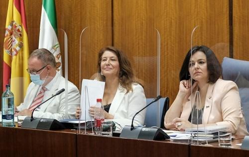 """Crespo asegura que """"la actual política de aguas de la Junta reactivará la economía andaluza"""""""
