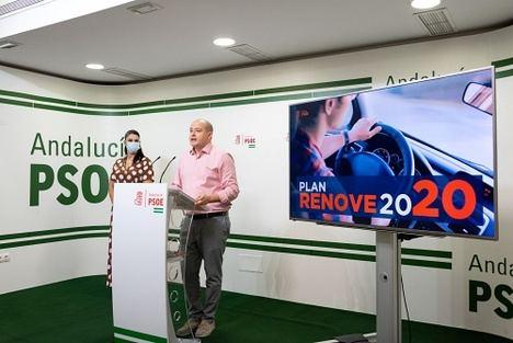 El PSOE destaca la importancia para Almería del Plan Renove de maquinaria agrícola