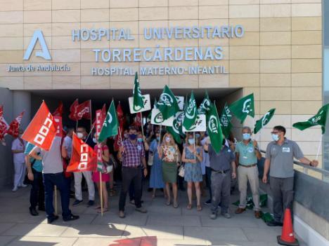 4.000 sanitarios almerienses se verán perjudicados sin carrera profesional según CSIF