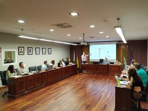 Plan de Infraestructuras en Huércal de Almería por más de 24 millones de euros