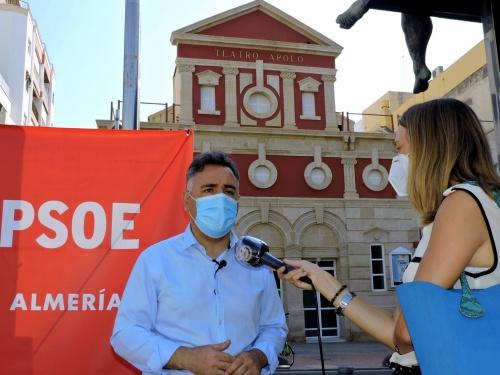 El PSOE solicita la creación de un Órgano de Gestión Cultural