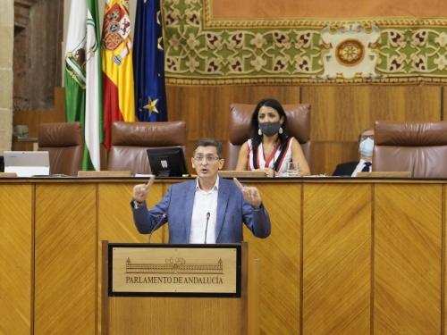 El PSOE insiste en hablar de 'construcción de un complejo hotelero' en Las Chiqueras