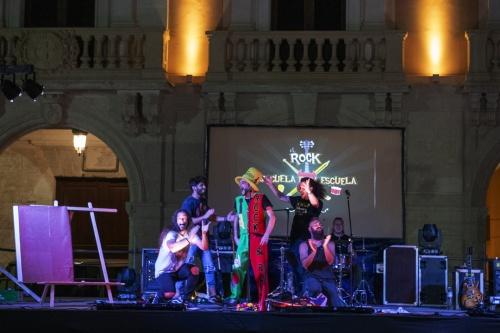 Cooltural Fest lleva 'La Memoria del Rock' a los más pequeños