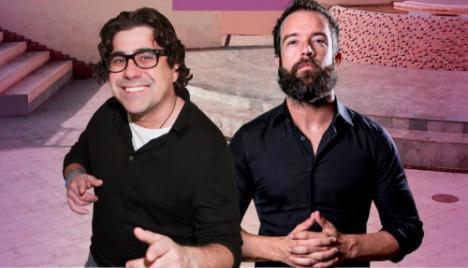 Pepe Céspedes y Marco Antonio Castaño abren las 'Noches Canallas' en el Anfiteatro