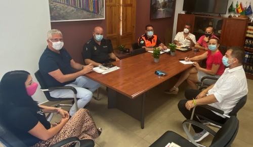 Huércal de Almería suspende las actividades de agosto y duplicará la desinfección del #COVID19
