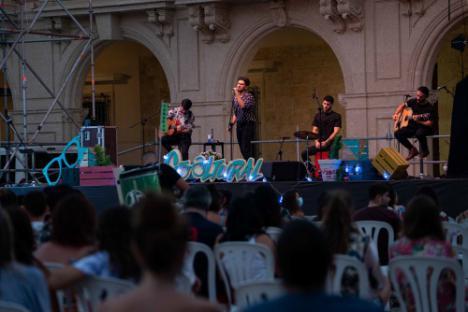 El indie tropical de Carlos Sadness alegra el Cooltural Fest