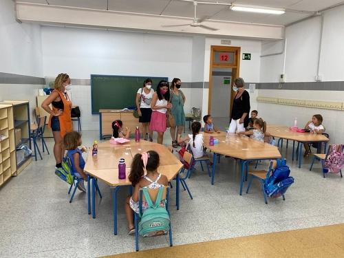La Escuela de Verano de Huércal de Almería llega a su final