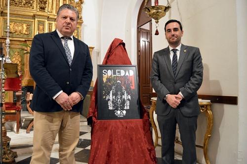 Eduardo Blanes firma el cartel de Semana Santa 2020