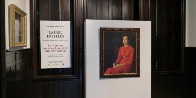 Rafael Estellés Bartual es la nueva obra invitada del Museo Doña Pakyta