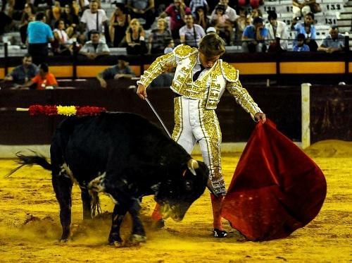 Víctor Acebo, de la Escuela Taurina de Almería, por segundo año en el Ciclo de Novilladas