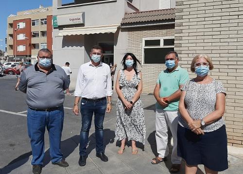 El PSOE reclama a la Junta PCR de finalización del tratamiento a enfermos #COVID19