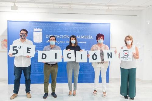 25 locales de Almería, Aguadulce y Cabo de Gata se unen a la Ruta de la Tapa Solidaria