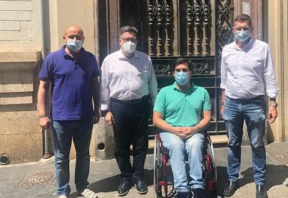 El PSOE urge al gobierno andaluz a ceder a la UAL el antiguo edificio de Tesorería