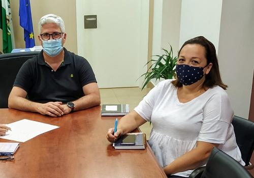 Huércal de Almería contratará microempresas locales para mejoras en Las Zorreras y Ayuntamiento