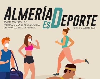 El PMD analiza la actividad física en la revista 'Almería Es Deporte'