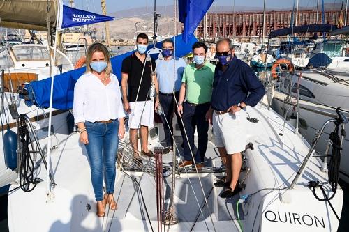 La XIII Ruta del Coral 'Costa de Almería' potencia el turismo activo