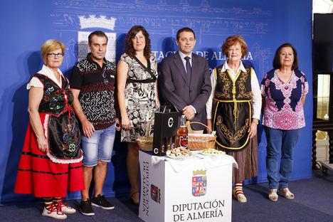 Alboloduy pone en valor su tradición vitivinícola con la celebración del 'Día de la Vendimia'