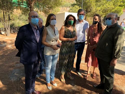 Junta y Ayuntamiento de Adra destinan 300.000 € a recuperar el 'Camino de la Parra a la Ermita'