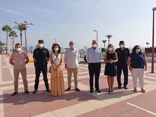 Torregrosa destaca que el Plan de Playas ha cumplido con dar seguridad y generar empleo