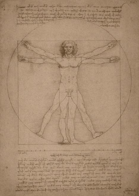 Leonardo da Vinci centra una exposición de 'la Caixa' y el Ayuntamiento de Almería